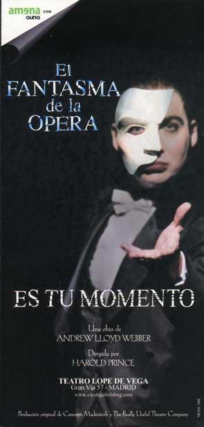 phantom of the opera research paper
