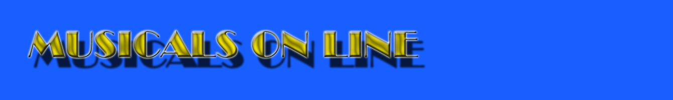 Musicals On Line