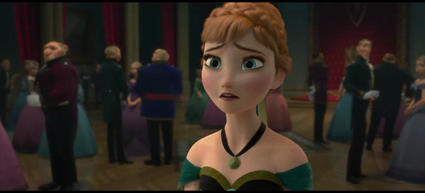 "Frozen: From ""Thank You"" to ""Sorry"""