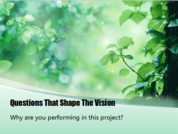 Marketing Your Play: Questions That Shape The Vision