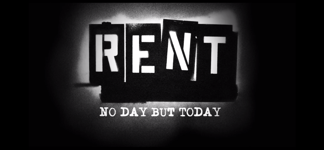 Rent The Musical Lyrics
