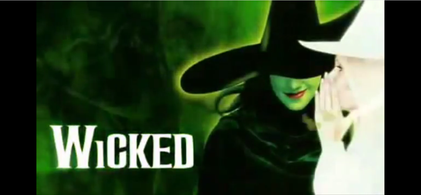 Wicked The Musical Lyrics
