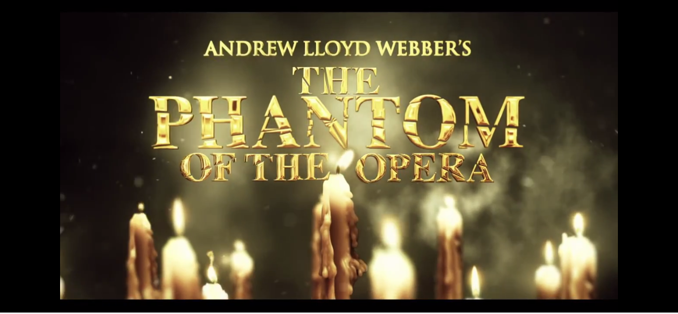 phantom of the opera musical vs. Movie