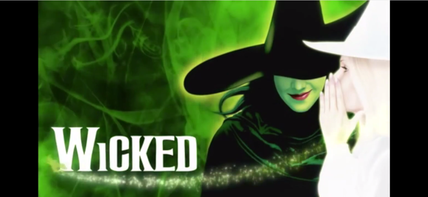 "Wicked: Lyrics for ""Defying Gravity"""