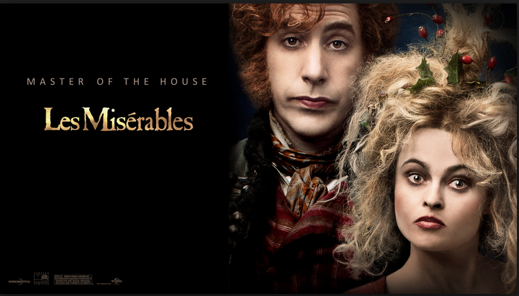 Les Miserables Lyrics: Master Of The House