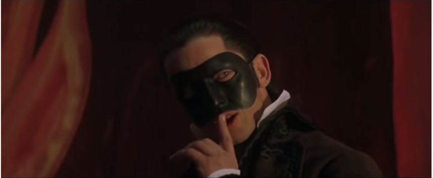 The Phantom of the Opera: Movie Review