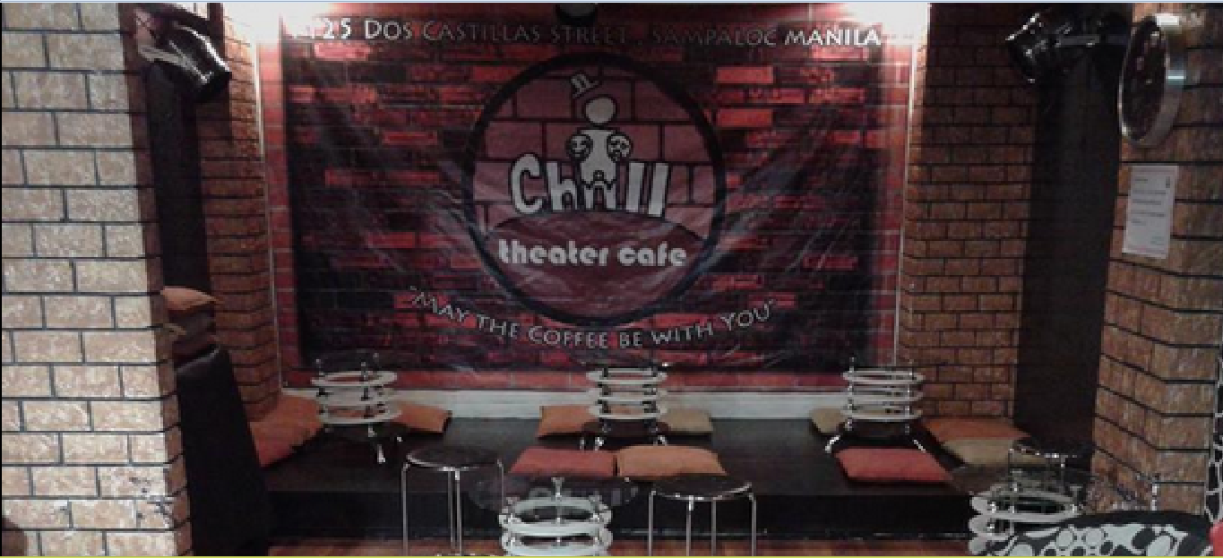 iChill Theater Cafe