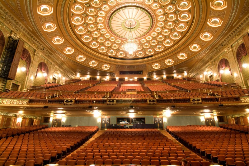 Regional Theater of the Week: Benedum Center in Pittsburgh, PA