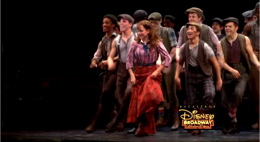 Newsies coming to Boston Opera