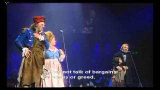 LES MISERABLES 10th Anniversary Dream Cast (with Lyrics)