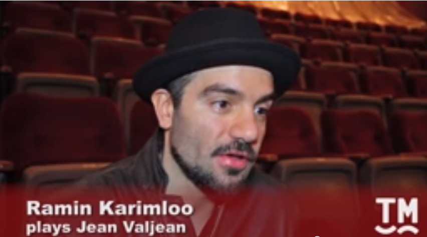 Ramin Karimloo On The Prince of Broadway