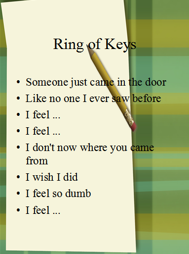 Ring of Keys