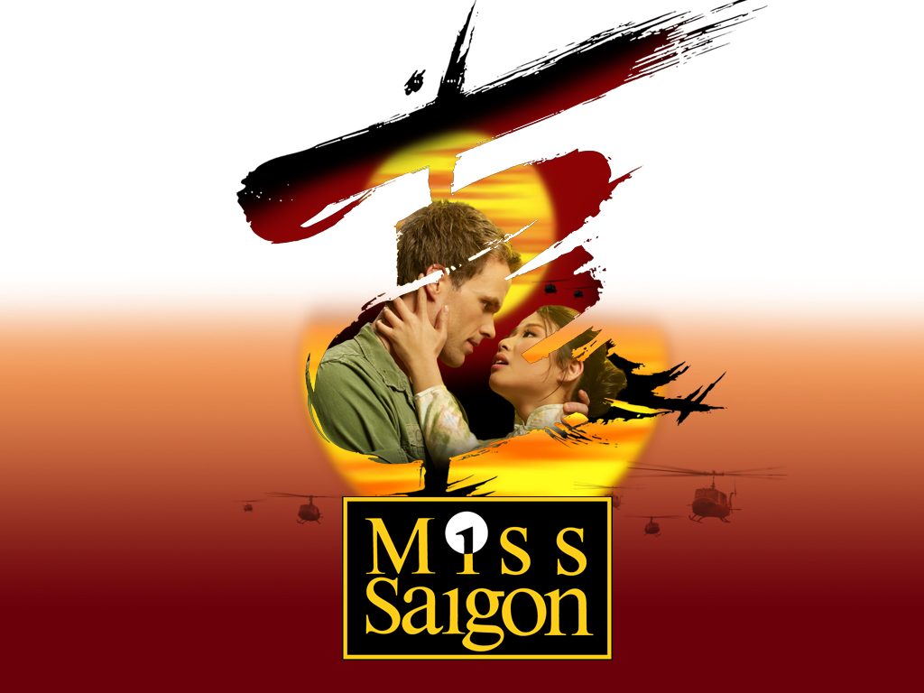 May 3rd 2014 - Miss Saigon is landing!