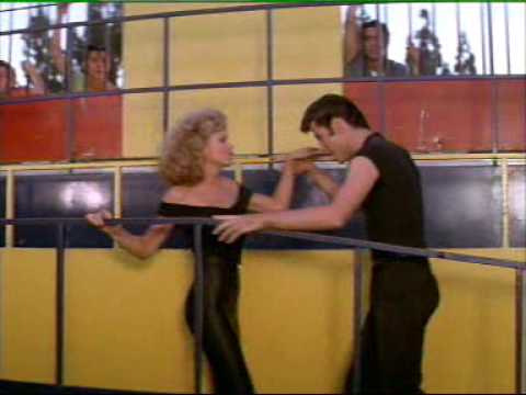Grease Movie 1977 Your the one that i want - YouTube