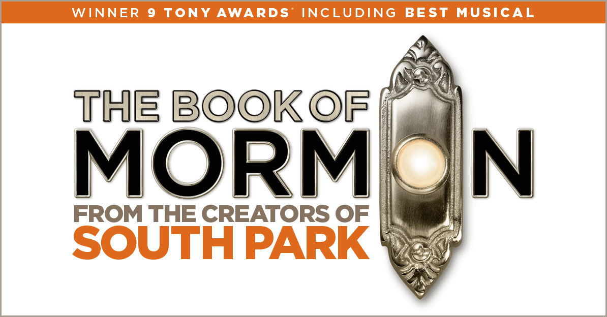 The Book of Mormon on Broadway | Official Site