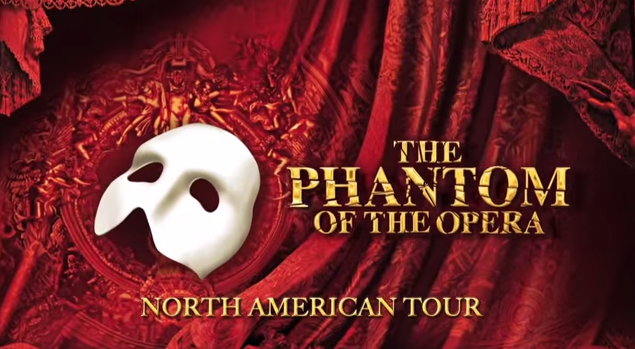 Phantom of the Opera in Seattle