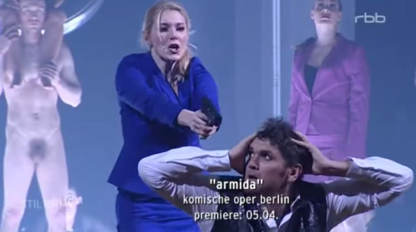 Calixto Bieito Naked Operas