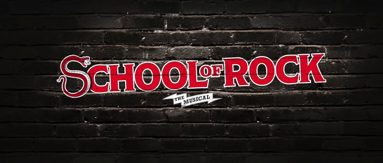 School of Rock The Musical on Broadway
