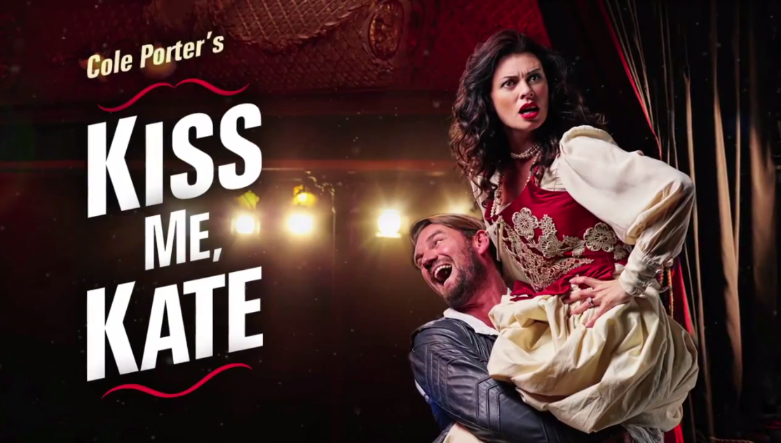 Kiss Me Kate by Opera North in Leeds