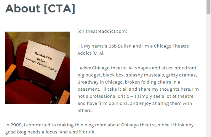 20 Bloggers to Follow on Musical Theater