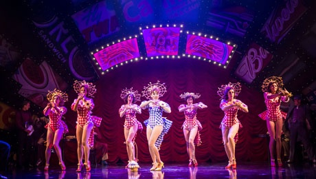 Musical Theater West End Revival of Guys and Dolls