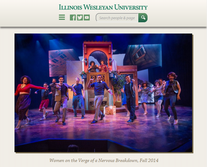 Musical Theater Colleges in Illinois