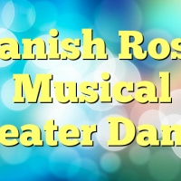 Spanish Rose – Musical Theater Dance