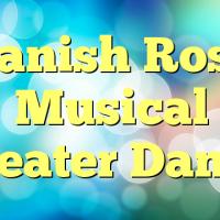 Spanish Rose – Musical Theater Dance