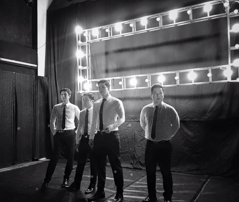 Jersey Boys in Manila.
