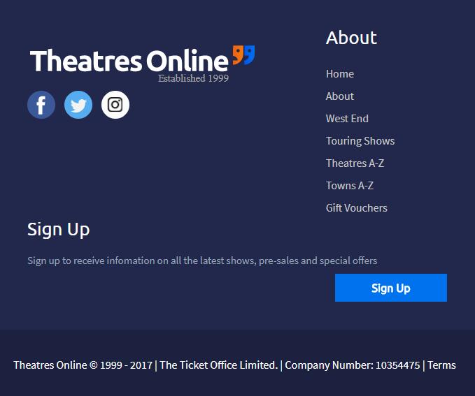Theatres Online