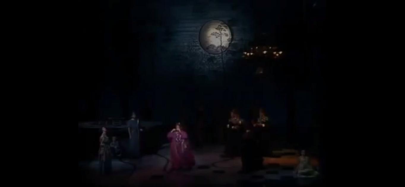 Salome: Nudity in Opera