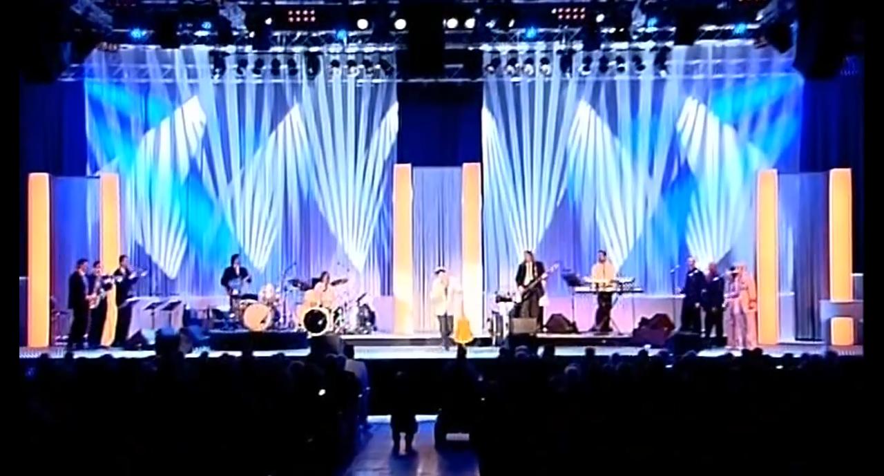 Musical theater scene in Bremen