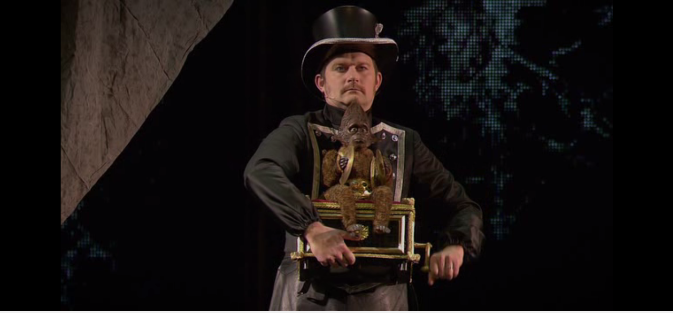 The Phantom of the Opera: What Was the Monkey Music Box For?