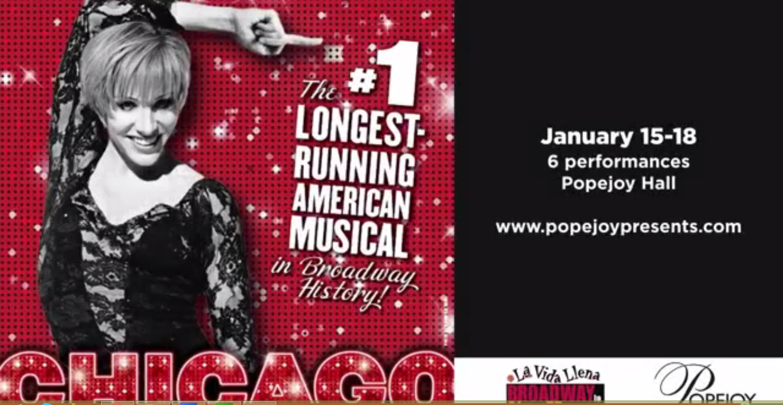 Chicago The Musical Albuquerque