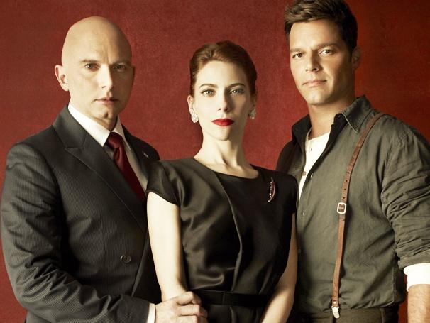 A New Argentina! Evita, Starring Ricky Martin and Elena Roger ...