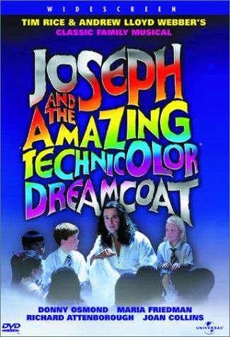 Amazon.com: Joseph and the Amazing Technicolor Dreamcoat: Donny ...