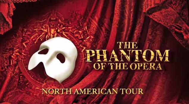 Phantom of the Opera in Seattle
